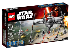 75142 LEGO Star Wars 2016 Homing Spider Droid Box