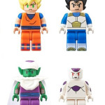 Dragon Ball Z Minifigures by Bandai Revealed! Figmes!