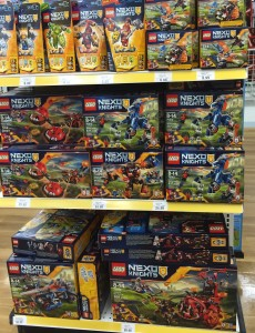 LEGO Nexo Knights Sets Released Early