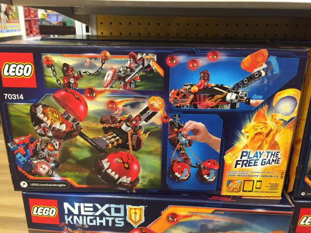 70314 Beast Master's Chaos Chariot Box Back