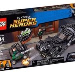 LEGO Batman vs. Superman Kryptonite Interception Photos!