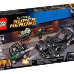 LEGO Batman vs. Superman Kryptonite Interception Photos!