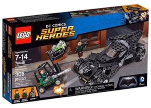 LEGO Batman vs. Superman Kryptonite Interception 76045 Box
