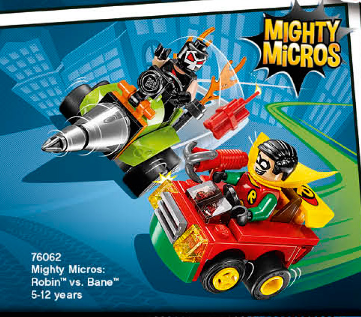2016 LEGO DC Mighty Micros Sets Photos Preview! - Bricks and Bloks