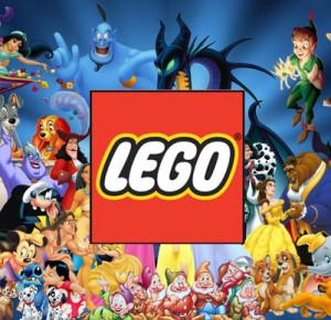 LEGO Disney Minifigures Series