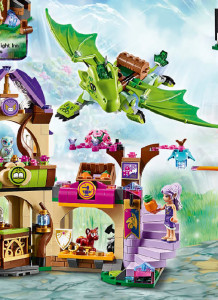 LEGO Elves 2016 Sets Dragons Theme