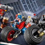 LEGO Batman 2016 Gotham City Cycle Chase Set Photos!