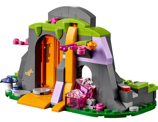 2016 LEGO Elves Lava Cave Playset