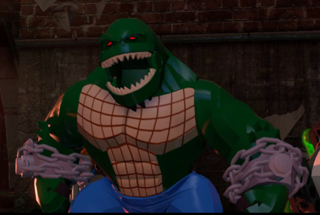 LEGO Batman 3 Killer Croc Screenshot