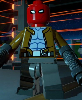 LEGO Batman 3 Red Hood Screenshot