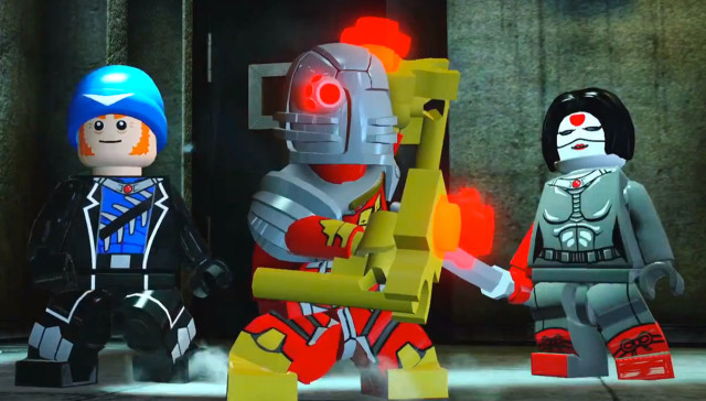 LEGO Batman 3 Suicide Squad Screenshot Katana Captain Boomerang