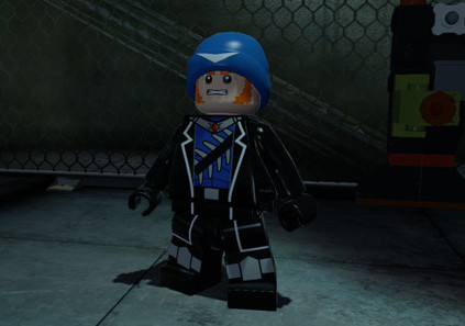 LEGO Captain Boomerang Minifigure Screenshot