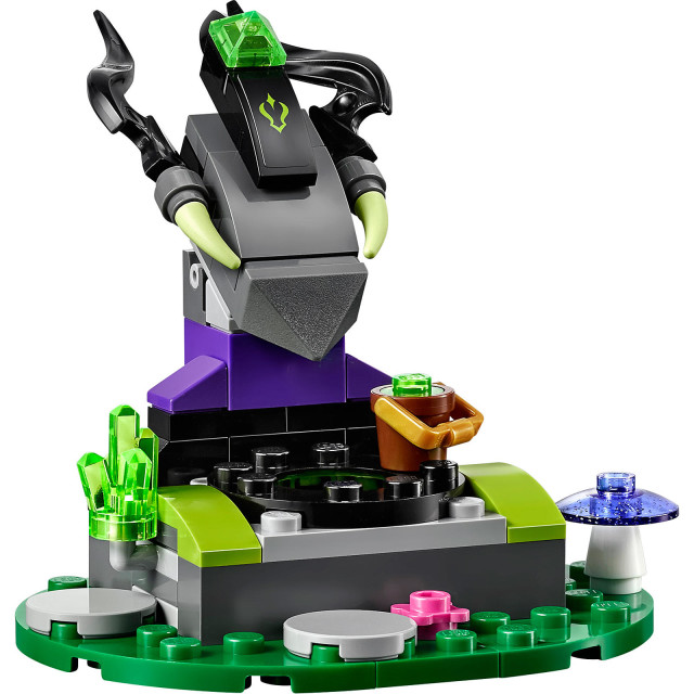 LEGO Elves Shadow Mountain from Zonya Fire Dragon Set