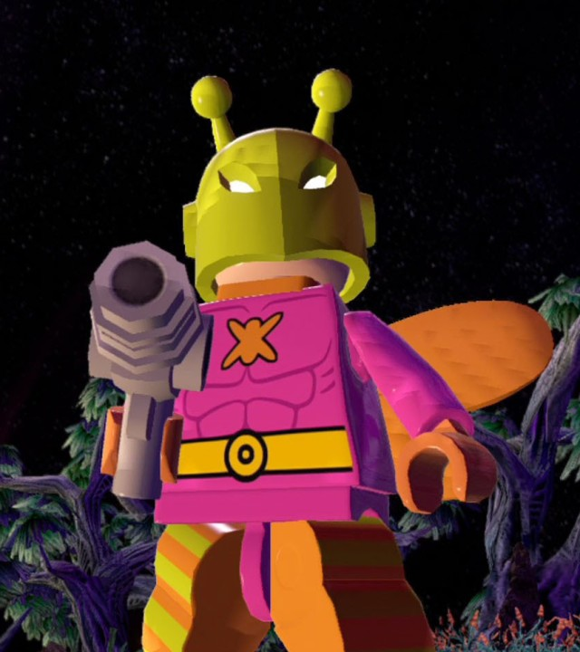 LEGO Killer Moth Screenshot from LEGO Batman 3 Beyond Gotham