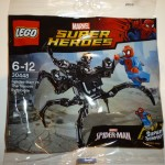 LEGO Spider-Man vs. The Venom Symbiote Polybag Set!