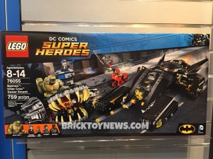 Brick Toy News Killer Croc Smash Set Photo